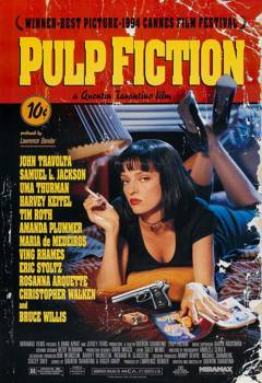Pulp Fiction: Tempo de Violência Dublado