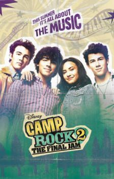 Camp Rock 2: The Final Jam Dublado