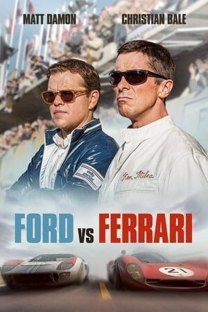Ford vs Ferrari Dublado
