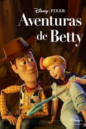 Aventuras de Betty Dual Áudio