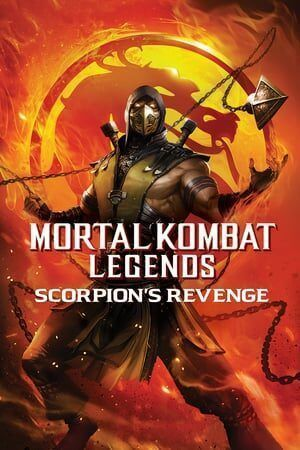 Mortal Kombat Legends: A Vingança de Scorpion Dublado