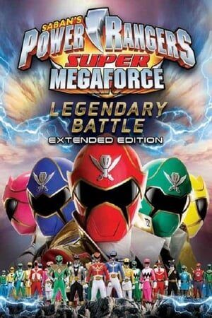 Power Rangers Super Megaforce: A Batalha Lendária Dual Áudio