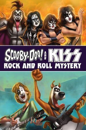 Scooby-Doo! e Kiss: O Mistério do Rock and Roll Dual Áudio